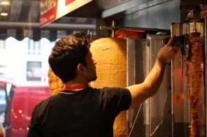 Amsterdam's best broodje doner