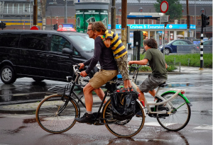 5 Tips To Keep You Safe While Biking in Amsterdam