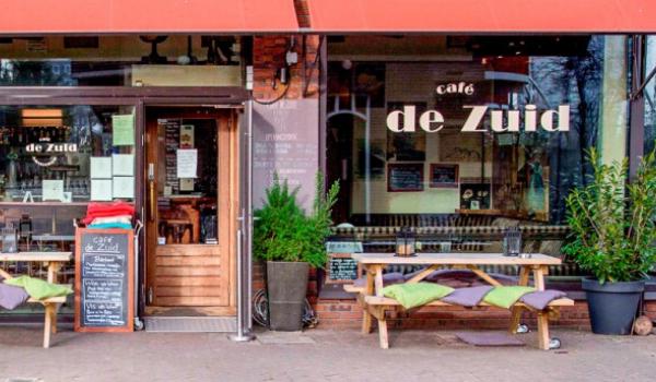 Happy Hour in Amsterdam-Cafe de Zuid