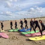 surf lessons den haag