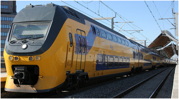 Train Travel in the Netherlands-featured