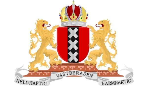 Coat of Arms-Amsterdam