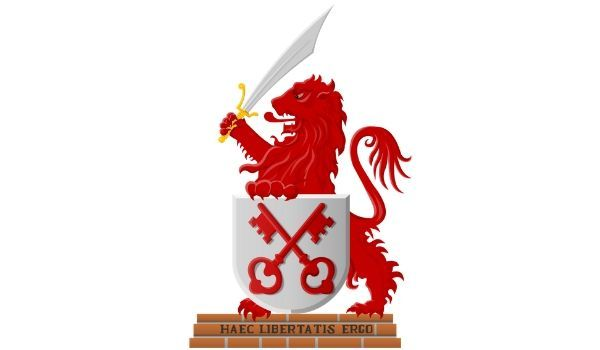 Leiden-Coat of Arms