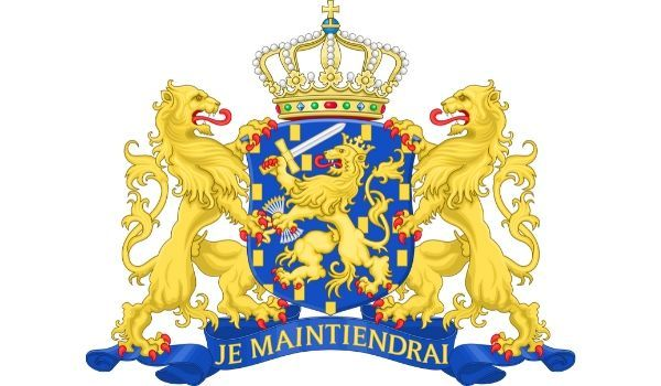 Dutch Flags-coat of arms