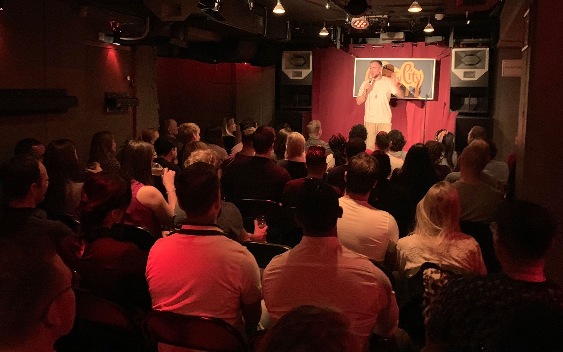 ComedyCity-The Hague-Expat Republic