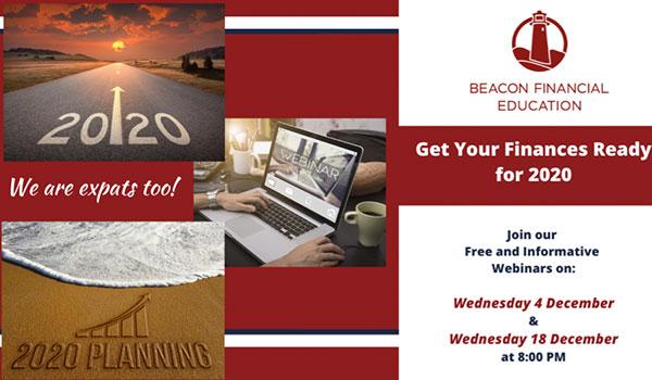 Beacon Financial-Finances 2020-Webinar