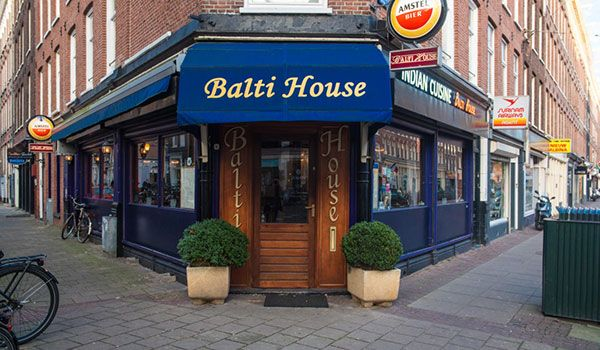 Indian Restaurants in Amsterdam-balti-house