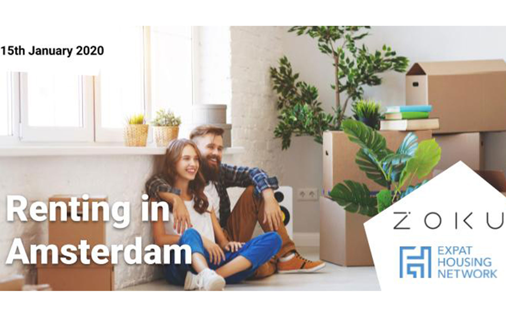 Renting in Amsterdam - 15 January 2020