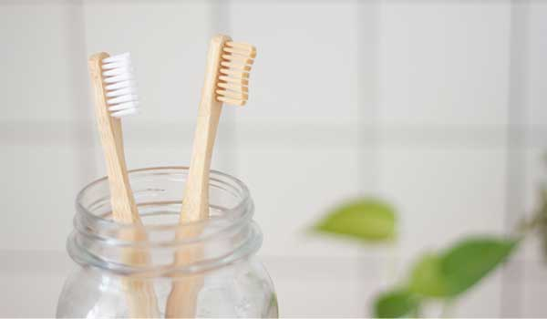 Dental health Myths-Bamboo toothbrush