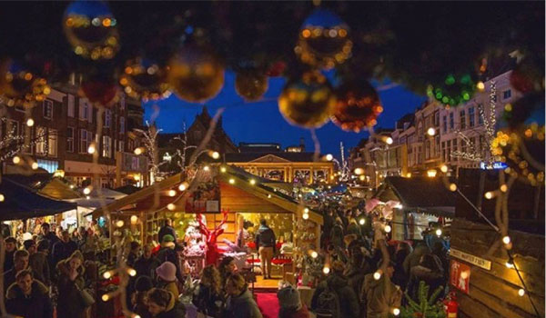 Best Christmas Markets - Leiden