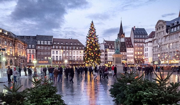 Best Christmas Markets - Strasbourg