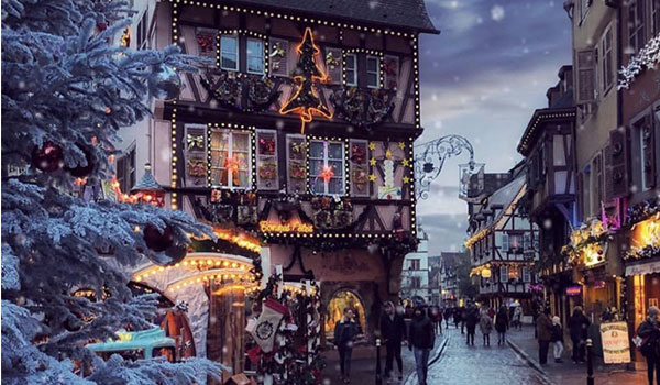 Best Christmas Markets - Colmar