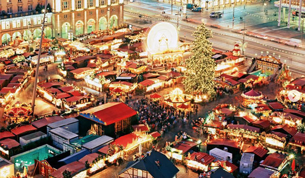 Best Christmas Markets - Copenhagen