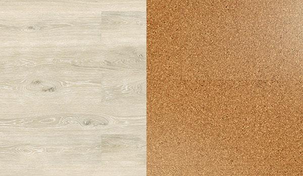 STOX-cork floor