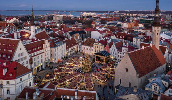 Best Christmas Markets - Tallinn