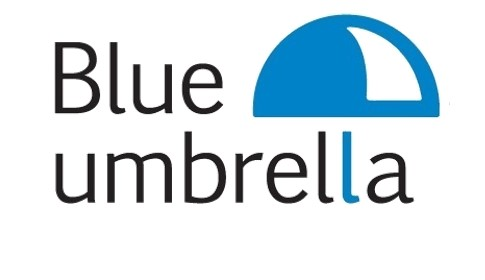 Blue Umbrella-logo