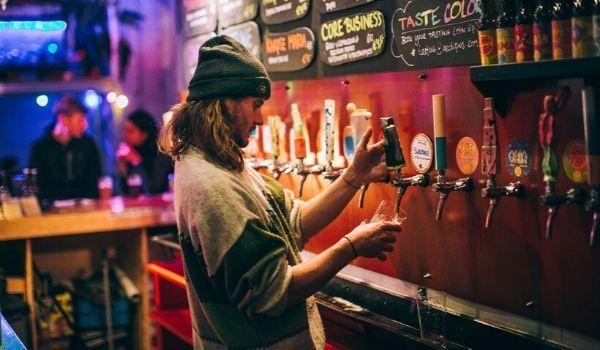 Best Craft Beer Bars in Amsterdam-Oedipus Brewing