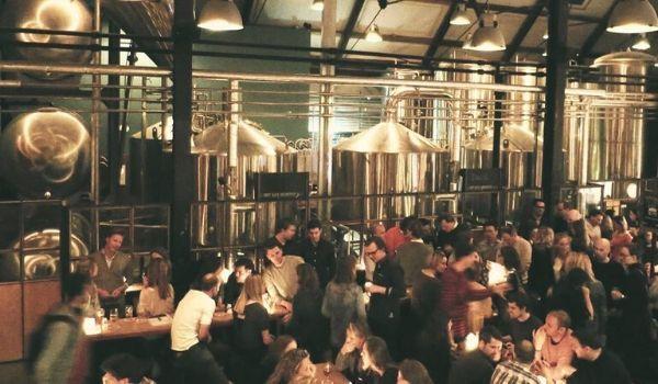 Best Craft Beer Bars in Amsterdam - Brouwerij Troost