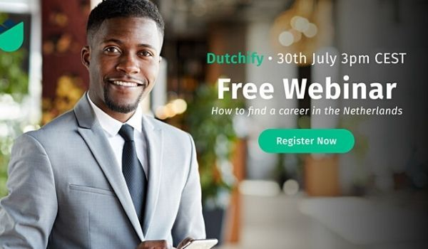career in the Netherlands-30 July-post1