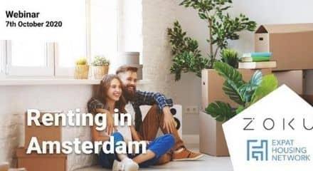 Renting Amsterdam-7 October