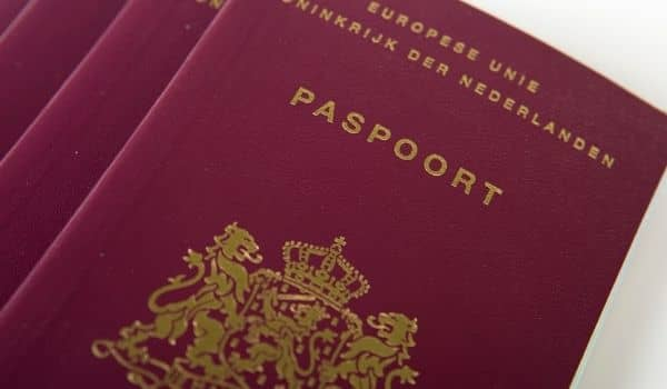 The Dutch Passport
