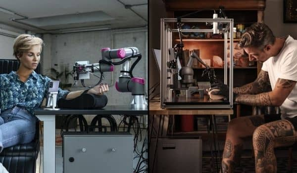 robot tattoo-featured