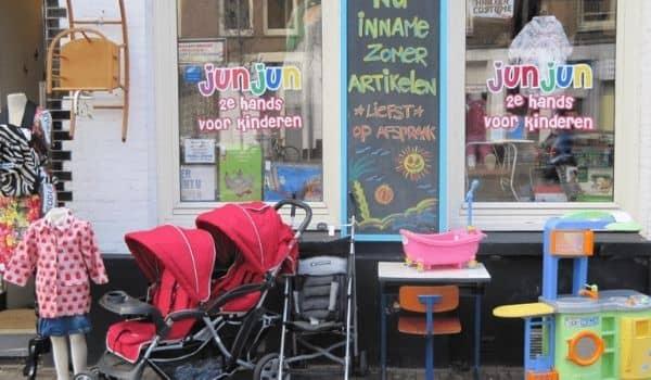 Second-Hand Shops in Amsterdam-JunJun
