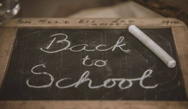 Dutch School System-back to school