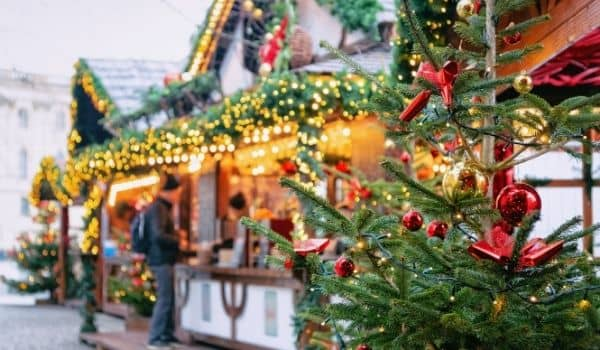 Holidays in the Netherlands-winter market