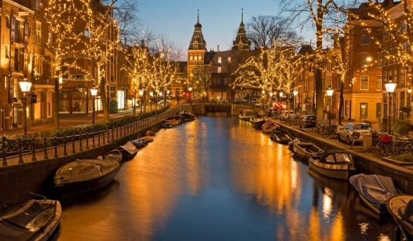 Holidays in the Netherlands-amsterdam