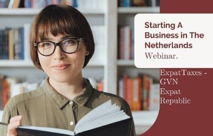 Starting a Business in the Netherlands-Event