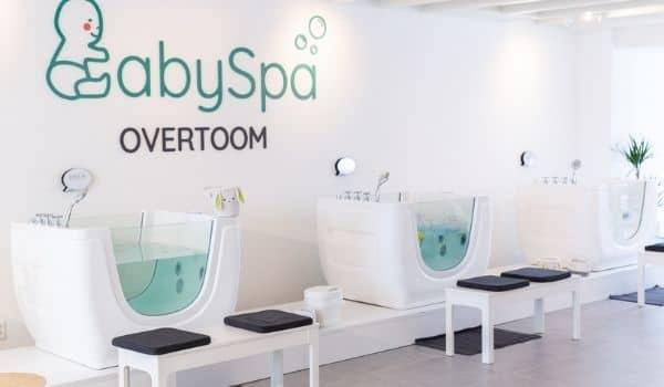 Baby Spas in the Netherlands-BabySpa Overtoom