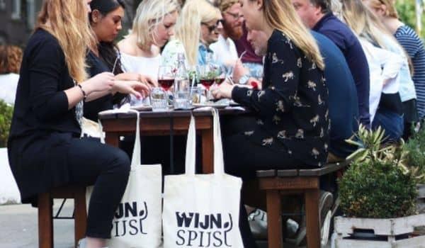 wijnspijs walk-Tilburg