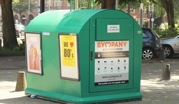 Recycling in the Netherlands-Sympany