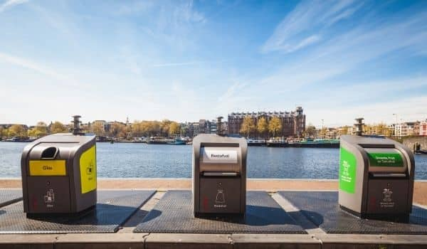 Recycling in the Netherlands-restafval