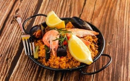 Cook Spanish Paella