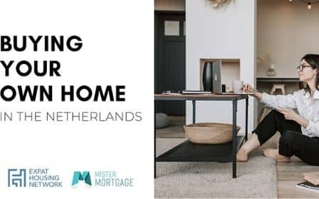 Buying Your Own Home in the Netherlands-8 April 2021