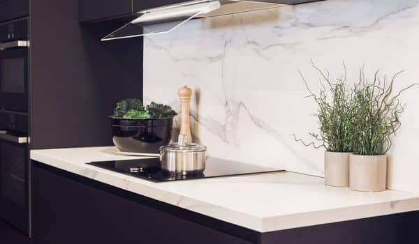 Kitchen Design Trends-marble