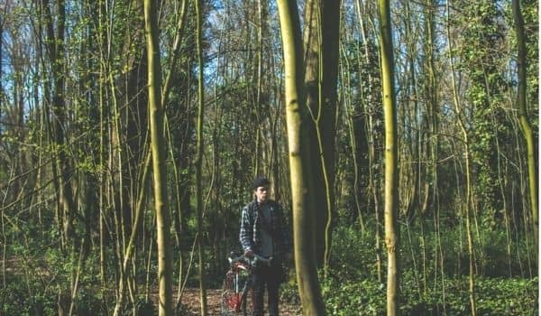 Beautiful Bike Routes in the Netherlands Amsterdamse Bos