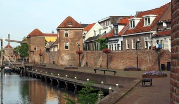 New Dutch Waterline-Leerdam